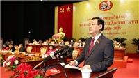 Đồng chí Vương Đình Huệ tái đắc cử Bí thư Thành ủy Hà Nội với số phiếu tuyệt đối