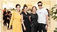 Diễn viên Ninh Dương Lan Ngọc 'hội ngộ'mẹ chồng NSND Lê Khanh