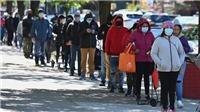DịchCOVID-19: Thống đốc bang New York cảnh báo gia tăng ca nhiễm trong kỳ lễ
