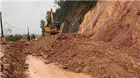 Nguy cơ sạt lở đất, ngập lụt tại các tỉnh từ Thanh Hóa đến Hà Tĩnh