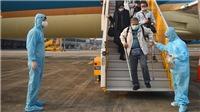Khẩn: Tìm người đi cùng chuyến bay VN213 liên quan ca mắc Covid-19