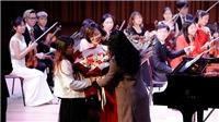 Ấn tượng với màn trình diễn của nghệ sĩ piano Đào Thu Lê