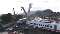 Chính quyền Đài Loan yêu cầu nhanh chóng điều tra vụ tai nạn đường sắt thảm khốc
