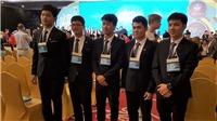 Việt Nam đứng thứ 4 toàn đoàn cuộc thi Olympic Vật lý quốc tế lần thứ 50 tại Israel