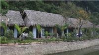 Đề nghị du khách không sử dụng dịch vụ 20 nhà nghỉ trái phép xâm phạm Di sản Tràng An