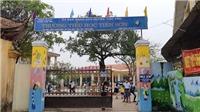 Tạm đình chỉ công tác giáo viên bị tố dâm ô học sinh tại Bắc Giang