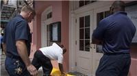 Tổng thống Mỹ ban bố tình trạng khẩn cấp do bão đổ bộ vào thành phố New Orleans