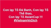 Sao Việt vỡ òa cảm xúc sau trận thắng của tuyển Việt Nam trước Jordan