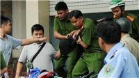 VIDEO: Bắt giữ nghi can cướp ngân hàng VietinBank ở TP Hồ Chí Minh