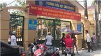 Hải Dương: Tiếp tục điều tra nguyên nhân về sức khỏe bất thường của học sinh trường Tiểu học Cẩm Thượng