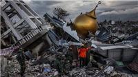 Động đất tại Indonesia: Cảnh báo sóng thần có thể cao 3 mét