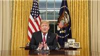 Tổng thống Donald Trump hoãn tuyên bố tình trạng khẩn cấp