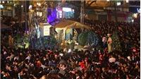 Chùm ảnh: Người dân thủ đô rộn ràng đón lễ Giáng sinh