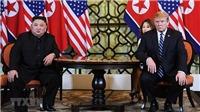 VIDEO: Tổng thống Mỹ lạc quan về mối quan hệ với Triều Tiên