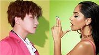 J-hope BTS bị phát hiện ngấm ngầm chuẩn bị hợp tác với Becky G?
