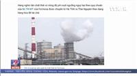 VIDEO: Thông tin về việc rò rỉ hàng tấn chất thải từ Formosa