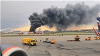 Cháy máy bay tại Nga: Công bố thêm các thông tin chi tiết