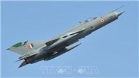 Máy bay MiG-21 của Ấn Độ gặp nạn