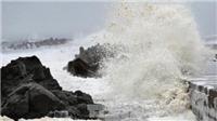 Đến tối 30/10, bão Yutu có thể gây nguy hiểm trên biển Đông