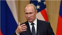 Tổng thống Putin: Nga và Mỹ cần tránh 'chạy đua vũ trang không giới hạn'