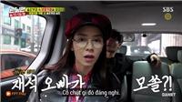 'Running man' tập 445: Cặp đôi Jong Kook – Ji Hyo thân mật ngay cả sau ống kính máy quay