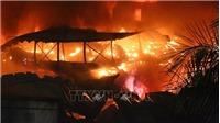 Vụ cháy công ty Rạng Đông: Chỉ số môi trường an toàn với người dân