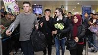 Shane Filan 'đốn tim' người hâm mộ khi đến Việt Nam dự Countdown