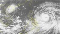 Từ ngày 17-19/9, hoàn lưu siêu bão Mangkhut gây mưa rất to ở Bắc Bộ và Bắc Trung Bộ