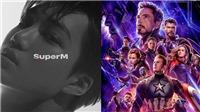 SM kết hợp với Marvel, tạo ra vũ trụ riêng cho 'nhóm nhạc siêu nhân' SuperM?