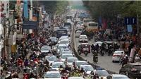 ĐỒ HỌA: Lộ trình dừng hoạt động của xe máy tại Hà Nội