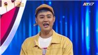 'Giọng ải giọng ai' tập 15: Thanh Duy, Đại Nhân trổ tài 'chặt chém' chủ nhà Trấn Thành không thương tiếc