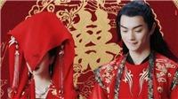 Hé lộ cảnh hậu trường 'nhoi nhoi' của 'Chiêu Diêu' Bạch Lộc và 'Lệ Trần Lan' Hứa Khải trong ngày Đại hôn