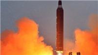 Triều Tiên khẳng định vụ thử tên lửa chỉ mang tính chất phòng vệ