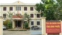 Tòa án nhân dân tỉnh Bình Phước yêu cầu Thẩm phán Võ Văn Vân giải trình liên quan đến clip tố đánh bạc