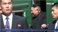 VIDEO: Nhà lãnh đạo Triều Tiên Kim Jong-un rời Vladivostok