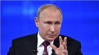Tổng thống Nga Vladimir Putin thăm Italy và Vatican