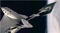 Virgin Galactic công bố kế hoạch du lịch vũ trụ mới