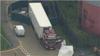 Cảnh sát Anh bắt giữ thêm các nghi can vụ 39 người chết trong xe tải - Nghi vấn không phải các nạn nhân đều là người Trung Quốc