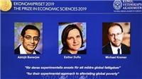 Nobel 2019: Cuộc sống của những người nghèo sẽ được cải thiện nhờ nghiên cứu đoạt giải Nobel Kinh tế 2019