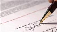 Xử lý nghiêm vụ cán bộ xã giả chữ ký lĩnh tiền của hộ chính sách