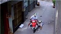 Hà Nội: Nhanh chóng bắt giữ 2 đối tượng cướp xe máy trong đêm