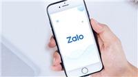 Tên miền Zalo.vn bị tạm ngừng trong 45 ngày