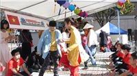 Nhật Bản: Fukushima chìm đắm trong bầu không khí lễ hội mang đậm nét Việt Nam