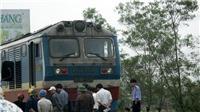 Va chạm với tàu hỏa một phụ nữ tử vong