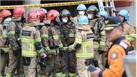 Hàn Quốc: Nhiều người thương vong trong vụ phóng hỏa khách sạn