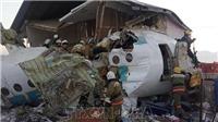 Vụ rơi máy bay tại Kazakhstan: Hãng hàng không Bek Air gián tiếp đổ lỗi cho kiểm soát viên không lưu