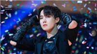 J-hope BTS xử lý sự cố siêu chuyên nghiệp trên sân khấu đầu tiên của 'Black Swan'