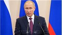 Tổng thống Nga Putin thị sát diễn tập quân sự quy mô lớn ở Crimea