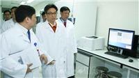 Phó Thủ tướng Vũ Đức Đam chủ trì họp khẩn phòng chống dịch bệnh viêm đường hô hấp cấp Corona