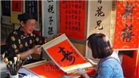 Hội chữ Xuân Canh Tý 2020: Nuôi dưỡng tình yêu đối với di sản, văn hóa dân tộc